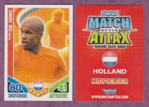 Holland Nigel De Jong Manchester City 122